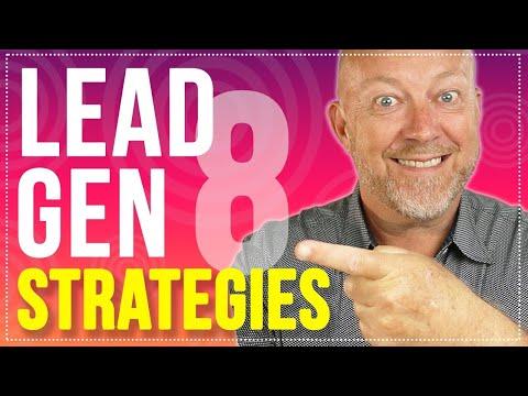 8 Surprisingly Simple Lead Generation Strategies