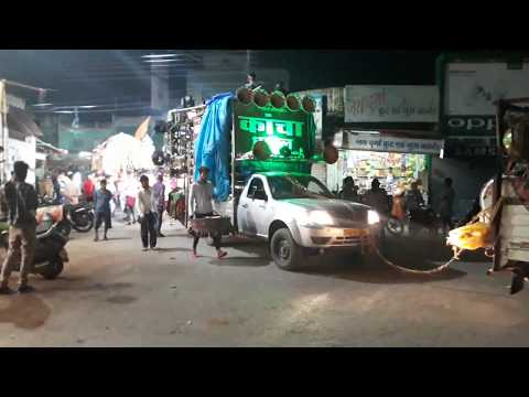 Kancha Dhumal party kanker gadesh visarjan kondagoan