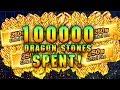 100K STONES IN TICKETS! THE BIGGEST TICKET SUMMONS ON YOUTUBE! (DBZ: Dokkan Battle)