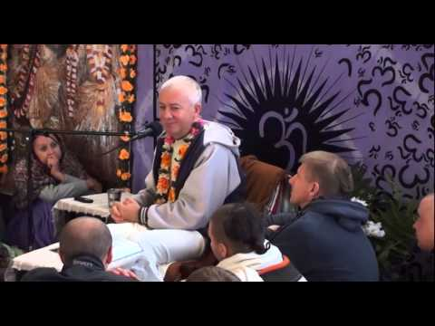 Шримад Бхагаватам 1.19.32 - Чайтанья Чандра Чаран прабху