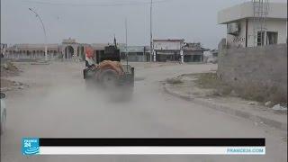 القوات العراقية تقتحم أحياء الشرطة والكندي والقيروان في الموصل
