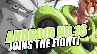 PS4/ Xbox One「ドラゴンボール ファイターズ」人造人間16号/キャラクターPV thumbnail