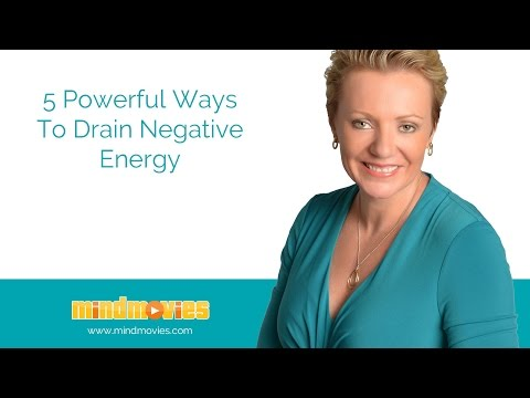 5 Powerful Ways To Clear Negative Energy - Clearing Negativity - Mind Movies
