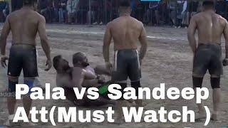 Pala jalalpuria vs Sandeep Ludhar dekho ki hoya
