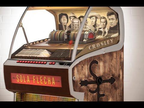 Creating Homer Bailey's Custom Jukebox : Sola Flecha