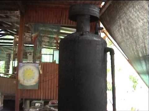 Tony's Homemade Hot Water Heater