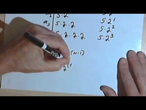 Finding the nth Term of a Geometric Sequence 127-1 4