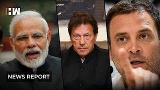 पाक पीएम इमरान का दावा- प्रधानमंत्री मोदी ने भेजा संदेश ? कांग्रेस ने घेरा