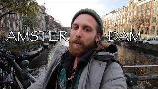 WARUM BIN ICH IN HOLLAND? l Amsterdam VLOG