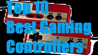 Top 10 Gaming controllers of All Time
