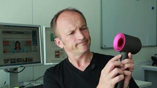 Angefasst: Haartrockner Dyson Supersonic im Test