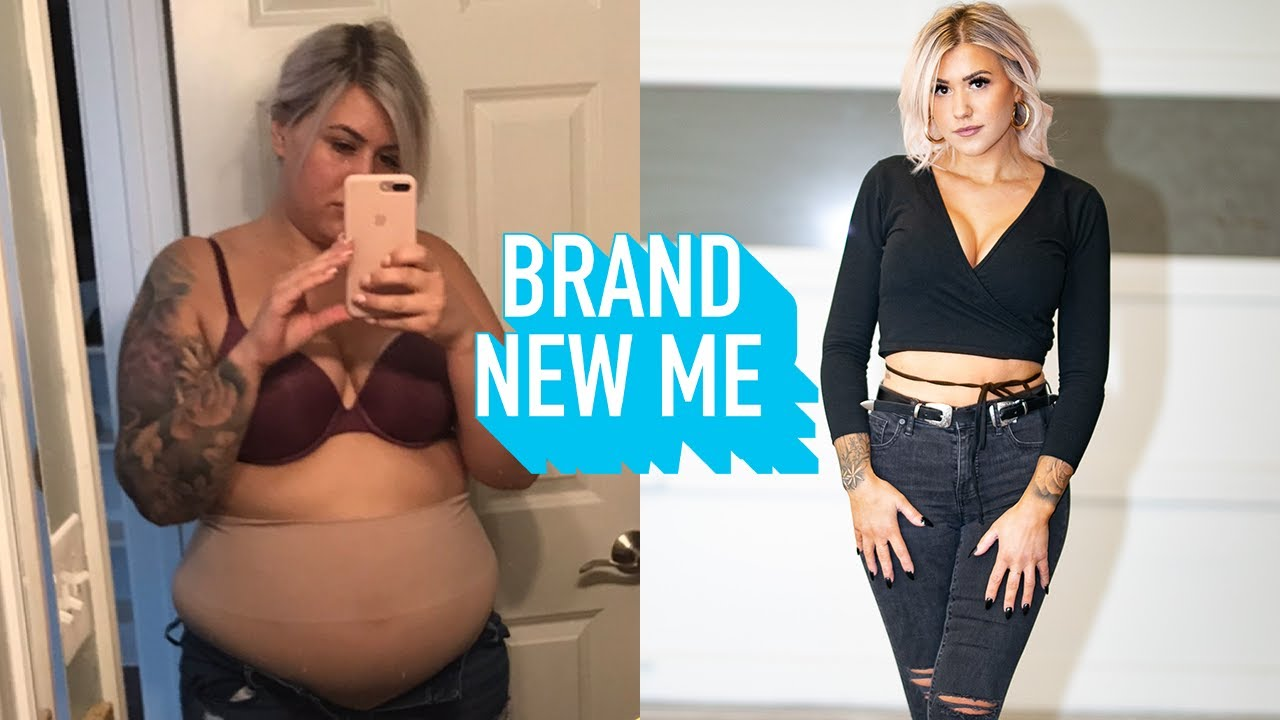 I Lost 135lbs - Now I'm Braving A Bikini | BRAND NEW ME