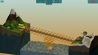 Alphine Meadows - 28m Wooden Bridge