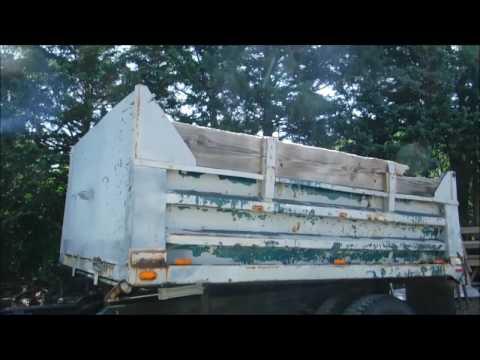 1988 Chevrolet Kodiak dump truck for sale | no-reserve Internet auction  June 22, 2017