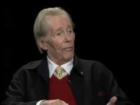 Peter OToole discusses learning lines