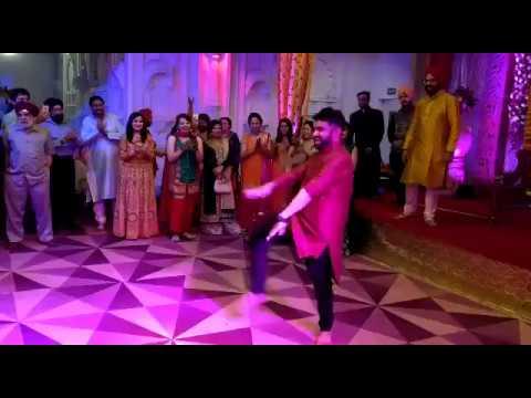 """Sharry Mann"" Munda Bhal di Latest Punjabi Songs | Dance cover | wedding performance"