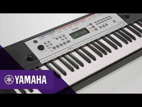 Yamaha YPT-260 Características principales | Keyboards | Yamaha Music | Español