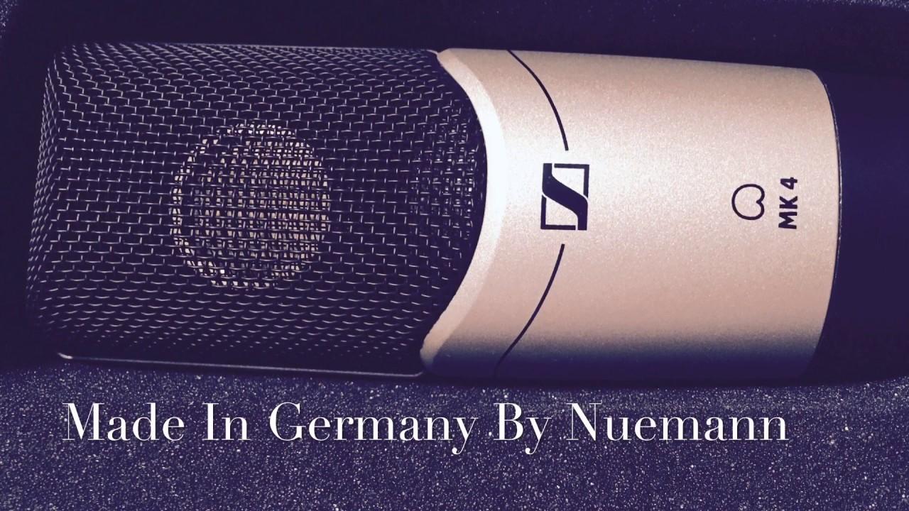 Sennheiser Mk4 Reviews : sennheiser mk4 voice over singing demo review youtube ~ Russianpoet.info Haus und Dekorationen