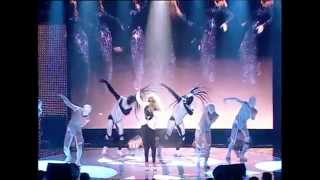 "LOBODA - ""Под лед"" (премьера) YUNA 2013"
