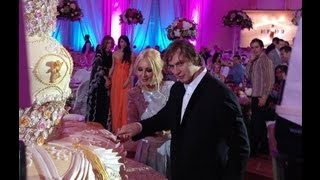 Звездные свадьбы: Лера Кудрявцева вышла замуж в третий раз