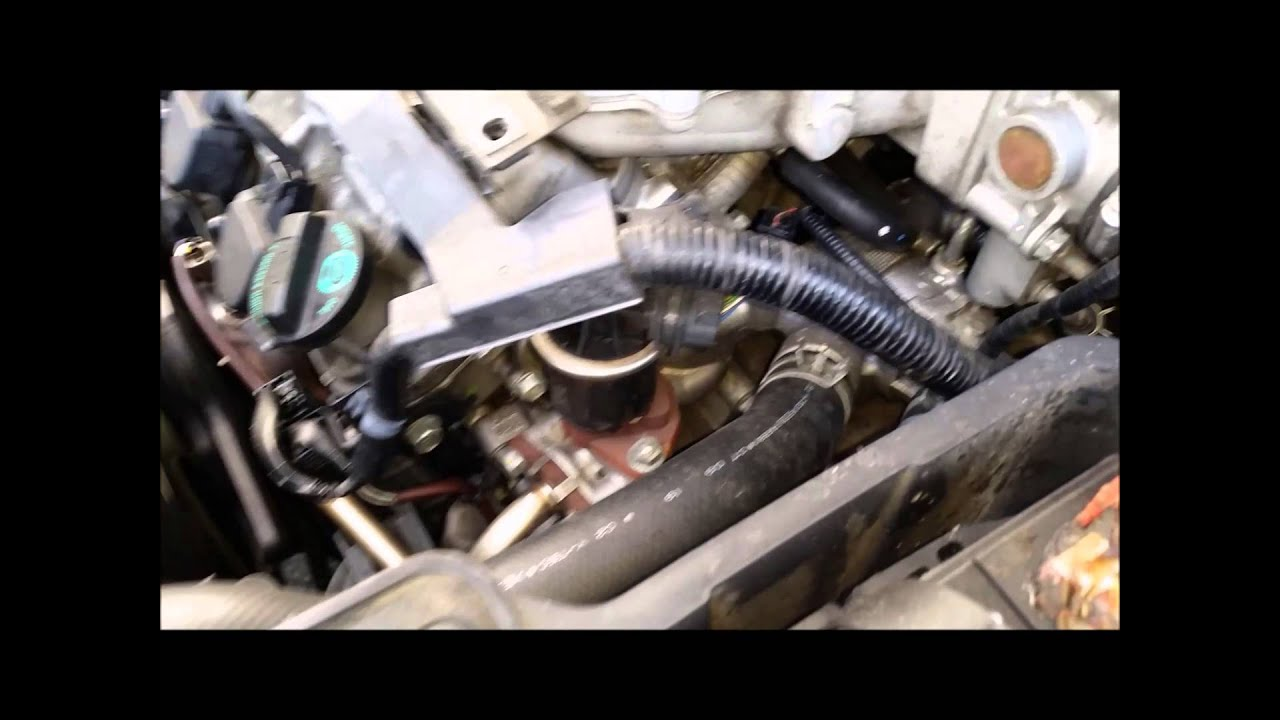 2008 8th gen honda accord diy how to replace your pcv valve rh youtube com 2010 Acura TSX Harness Map 2015 Acura TSX