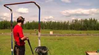 Семинар в Заволжье по снаряжению патронов и по стендовой стрельбе.