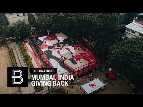 Mumbai, India - Giving Back