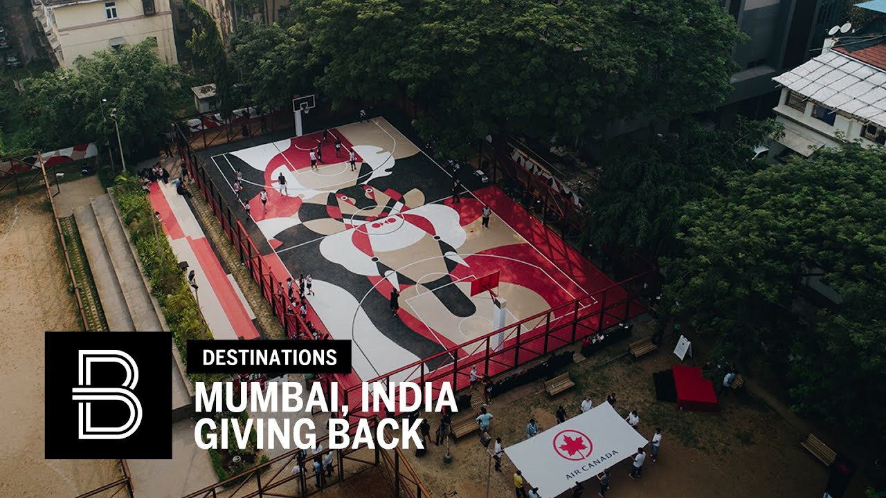 Mumbai, India - Giving Back