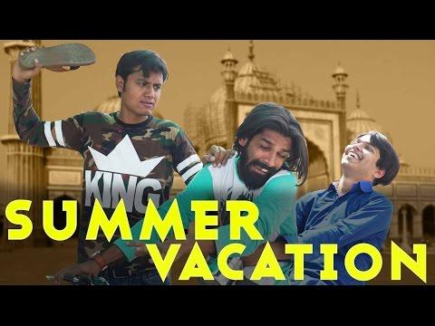 Summer Vacation | Bilal - Junaid | Nazar Battu