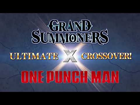 Neocrisis: One-Punch Man Comes to Grand Summoners