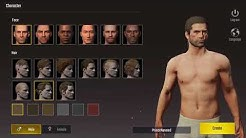 PUBG MOBILE   CHARACTER CREATION And GAMEPLAY - 2020 Latest