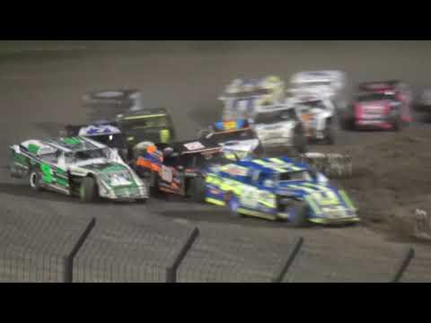 2018 Sport Mod Challenge feature Davenport Speedway 6/8/18