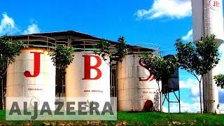 Brazilians boycott JBS meat products