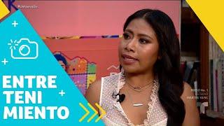 Yalitza asegura que no se le subió la fama a la cabeza   Un Nuevo Día   Telemundo