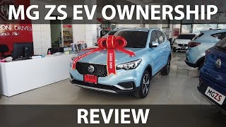 MG ZS EV review after 3 months