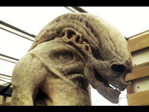 ALIEN 4 Alien Newborn Guts & Death Tests BTS ALIEN RESURRECTION