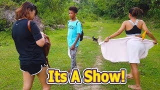Fashion Show in the Wild | SY Talent Entertainment