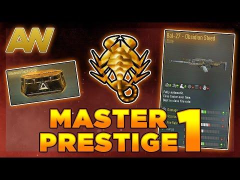 MASTER PRESTIGE 1 & BAL-27