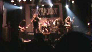 Distraught - 01 (Live in Cordoba Argentina -