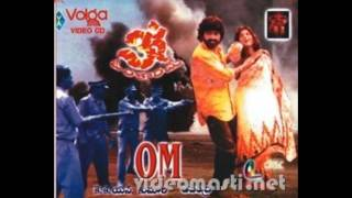 Omkaram movie song, i love you, you must me. upendra direction