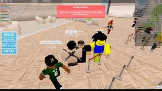 [ROBLOX servers, chatlag, issues on servers.] Bloxxed Hotels Life as a Trusted SHR. | #129| HC, Long.
