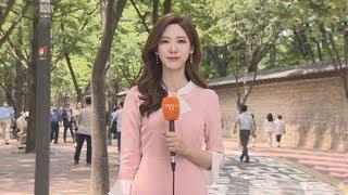 [날씨] 전국 맑고 한낮 더위…올 첫 폭염특보 발표 / 연합뉴스TV (YonhapnewsTV)