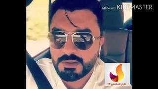 الفنان الكويتي عبدالله بهمن زوج هنادي الكندري سابقا يرد على ملاك الكويتيه  !!😱