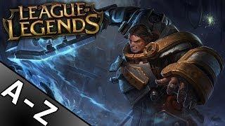 A-Z League of Legends: Garen - Pamiętacie o nim?