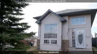 202 Covington Close Ne, Calgary T3k 4l9, Alberta - Virtual Tour