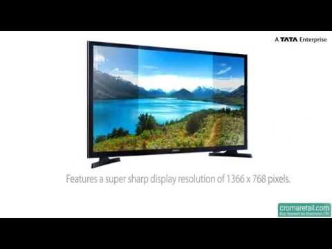 "Samsung 32J4003 32"" Flat HD LED TV"
