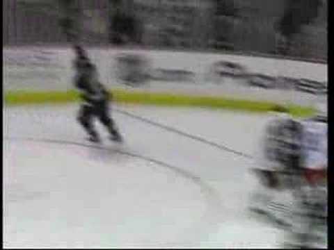 Anaheim Ducks - Ryan Getzlaf Interview 1/2/08