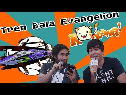 Konbawa – Tren bala de evangelion, Maywa Denki y crisis en la animación