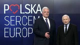 Spot wyborczy Witolda Waszczykowskiego (nr 1 na liście PiS w okręgu łódzkim )