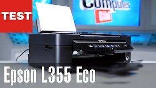 Nie wieder teure Tinte: Epson EcoTank L355 im Test